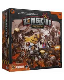 zombicide invaders saison 1 boîte