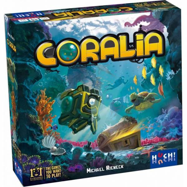 coralia boîte