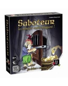 saboteur 2 - les mineurs contre-attaquent boîte
