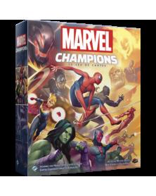 marvel champions : le jeu de cartes boîte