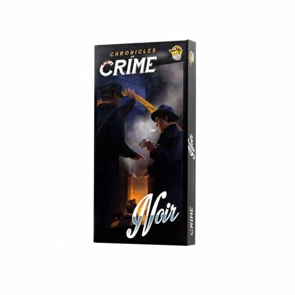 chronicles of crime : noir boîte