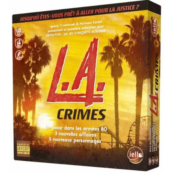 detective : l.a. crimes boîte