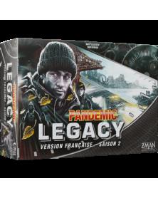Pandemic Legacy Saison 2 (Noir)