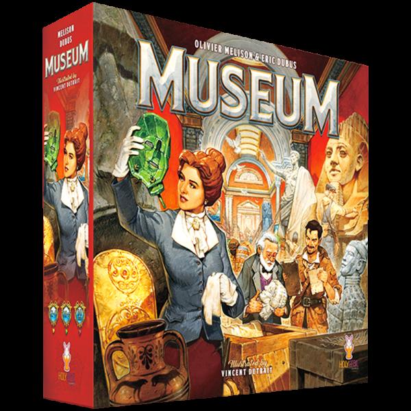 museum boîte
