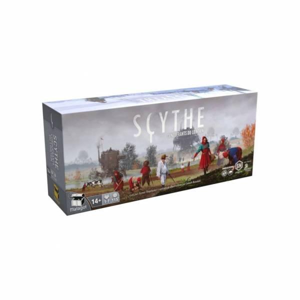 scythe : conquérants du lointain boîte