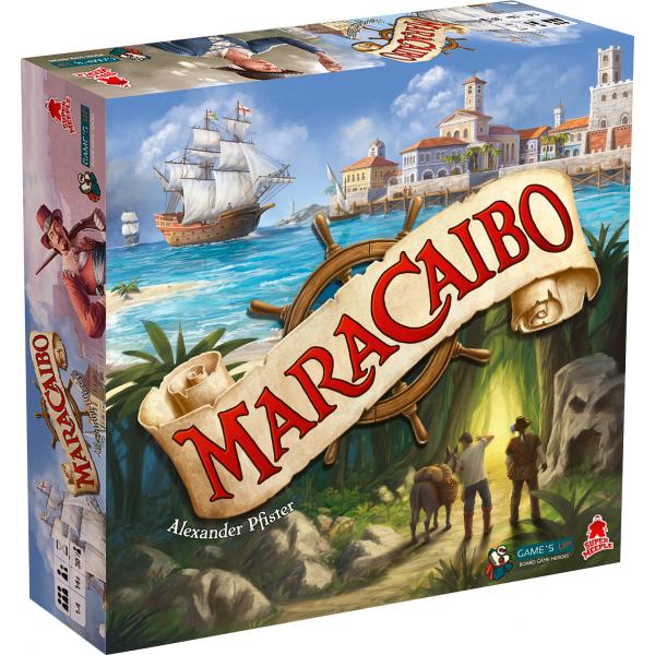 maracaïbo boîte