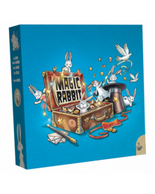 magic rabbit boîte