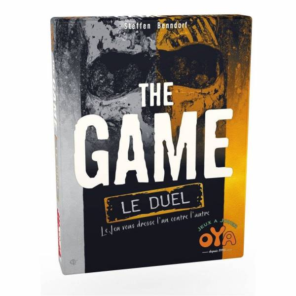 the game - le duel boîte