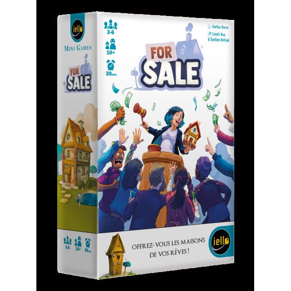 for sale boîte