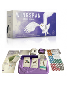 wingspan - extension europe plateau
