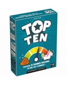top ten  boîte
