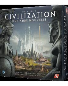 sid meier's civilization : une aube nouvelle boîte