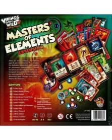 vikings gone wild : masters of elements plateau