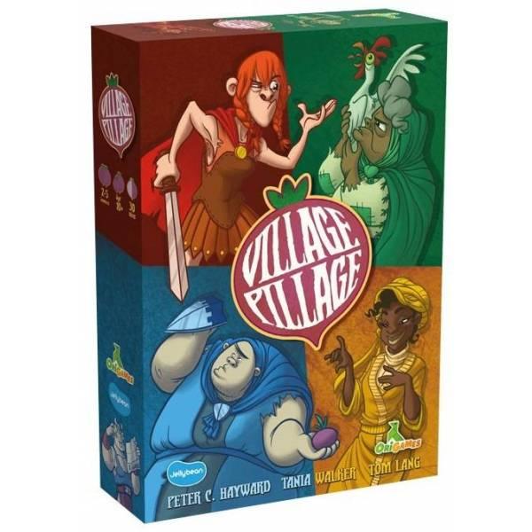 village pillage boîte