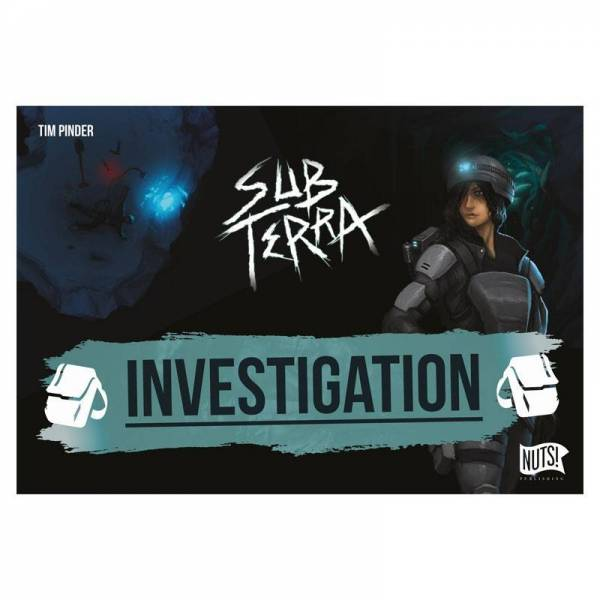 sub terra : investigation boîte