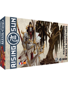 rising sun : monster pack boîte