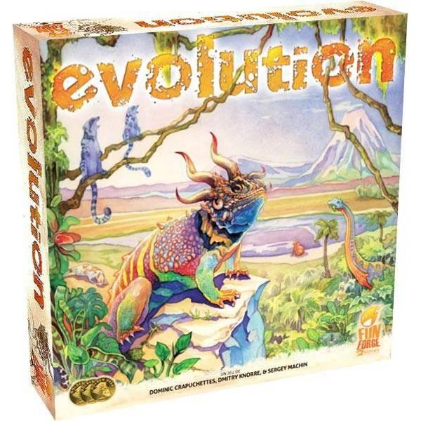 evolution boîte
