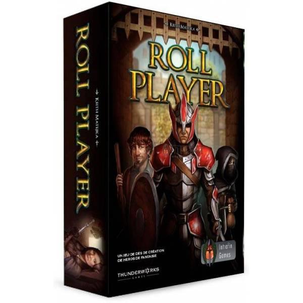 roll player boîte