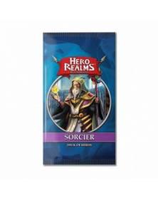 hero realms : deck de héros - sorcier boîte