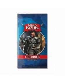 hero realms : deck de héros - guerrier boîte
