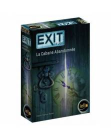 exit : la cabane abandonnée boîte