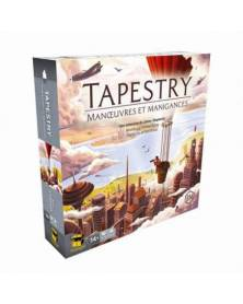 tapestry : manoeuvres et manigances boîte