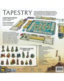 tapestry : manoeuvres et manigances plateau