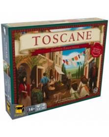 viticulture : toscane boîte