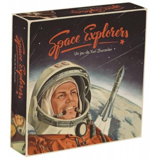 space explorers boîte