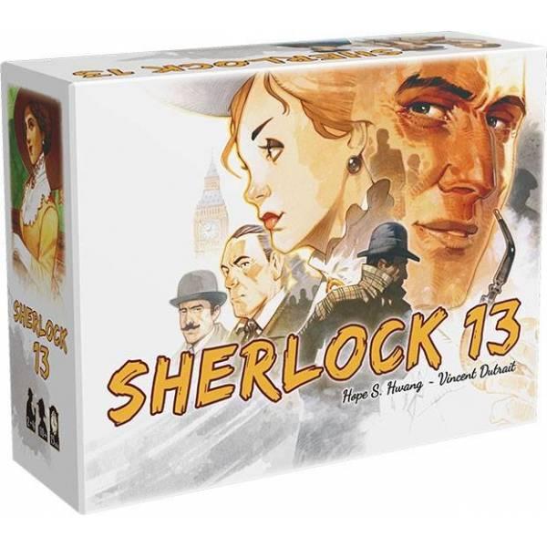 sherlock 13 boîte