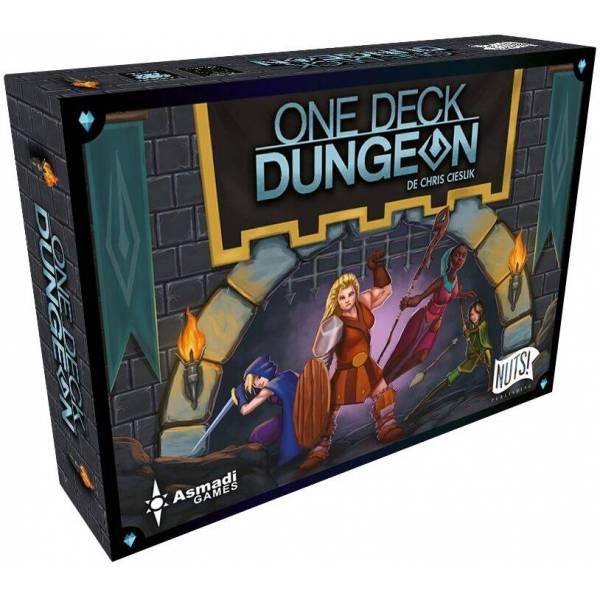 one deck dungeon boîte