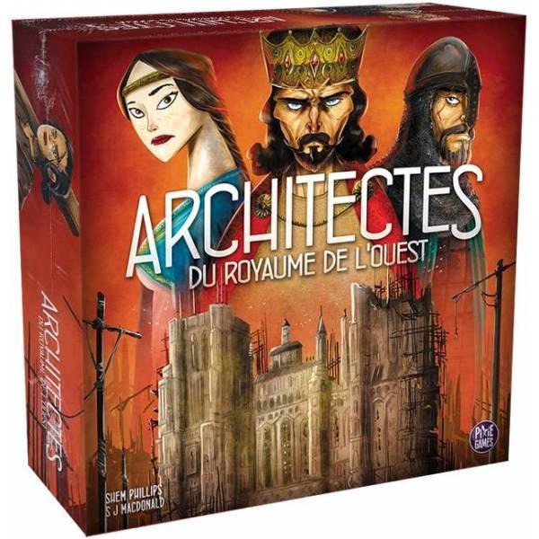 architectes du royaume de l'ouest boîte