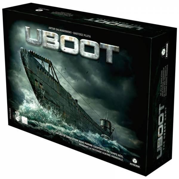 u-boot boîte