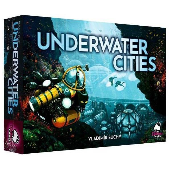 underwater cities boîte