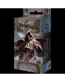 seigneur des anneaux jce : le sang du gondor boîte