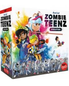 Zombie Teenz évolution boite