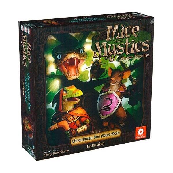 mice & mystics : chroniques des sous-bois boîte