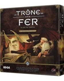 trône de fer : le jeu de cartes boîte