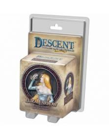 descent : lieutenant eliza farrow boîte