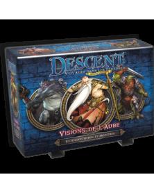 descent : vision de l'aube boîte