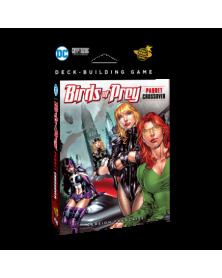 dc comics deck-building : birds of prey boîte