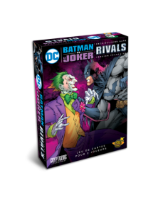 DC Comics Deck-Building : Rivals, Batman VS Joker