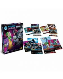 dc comics deck-building : rivals, batman vs joker plateau