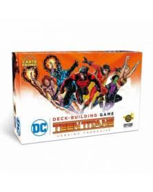 dc comics deck-building : teen titans boîte