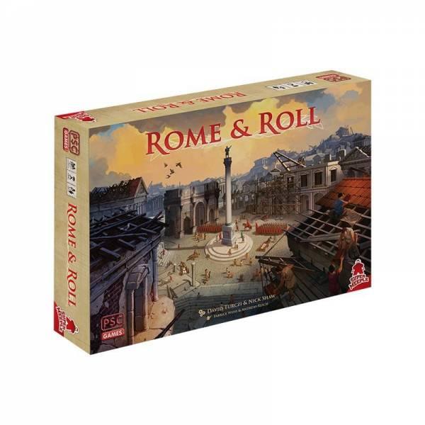 rome & roll boîte