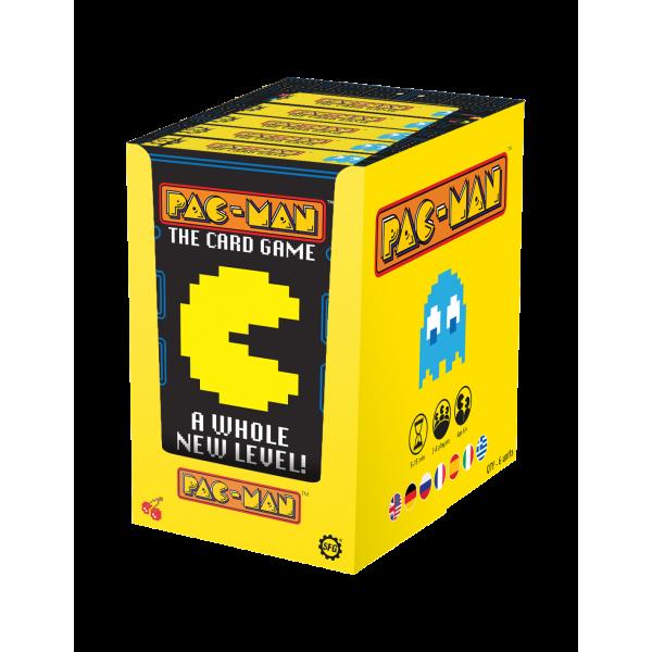 pac-man : le jeu de cartes boîte