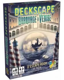 deckscape : braquage à venise boîte