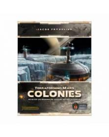 terraforming mars : colonies boîte