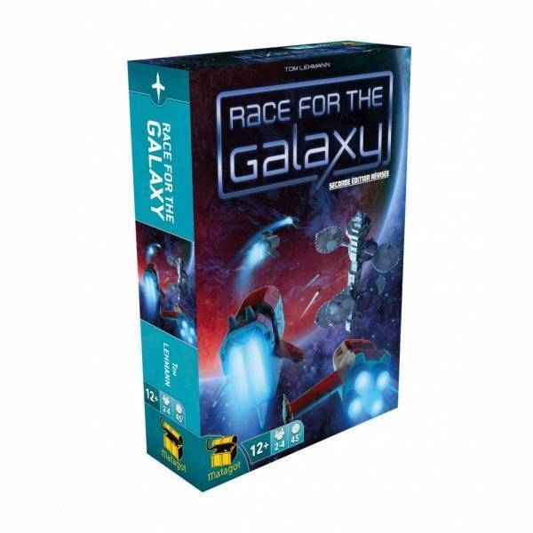 race for the galaxy  boîte
