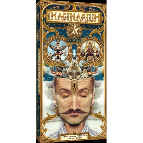 imaginarium : chimera - extension boîte